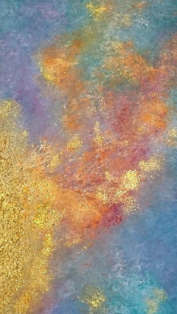 Earthstar detail