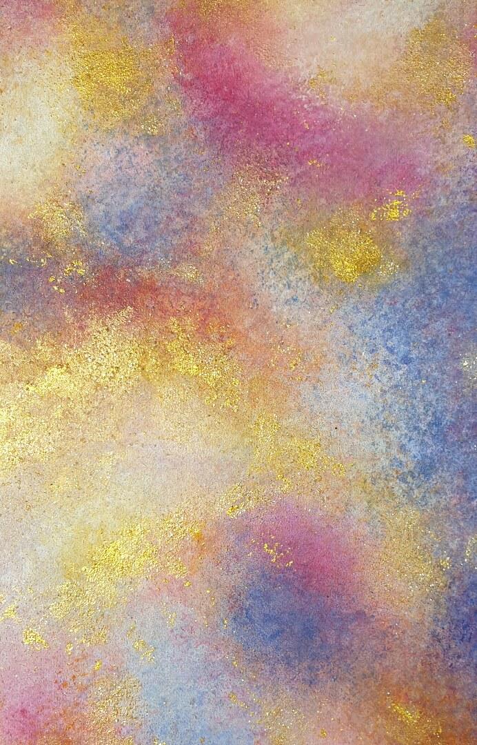 Joyful cosmic sounds detail