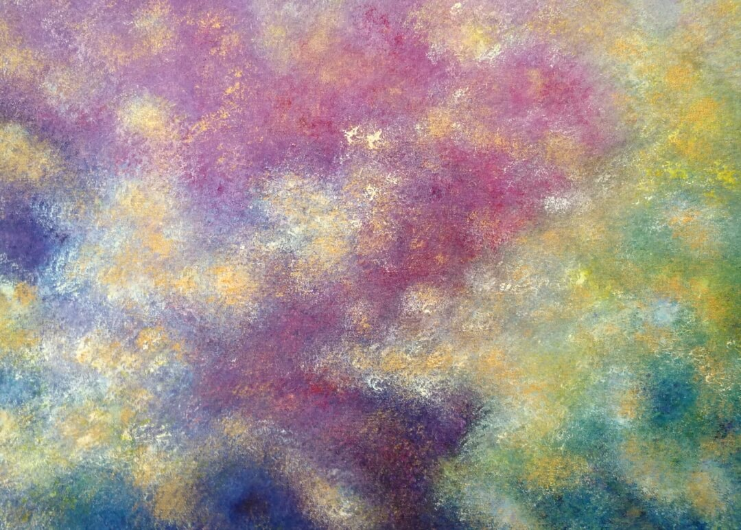 Violet Sparkle detail